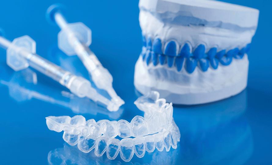 Отбеливание зубов домашних условиях капы